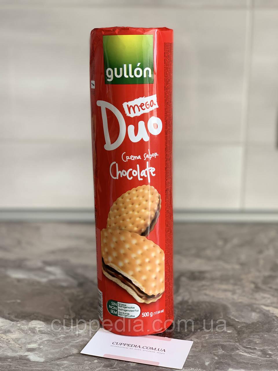 Печенье Gullon MegaDuo 500 грм