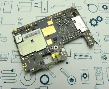 Материнская плата Xiaomi Mi A1 4\64 оригинал с разборки(100% рабочая)