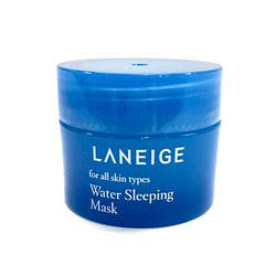 Laneige Увлажняющая Hочная Маска Миниатюра Water Sleeping Mask 15ml