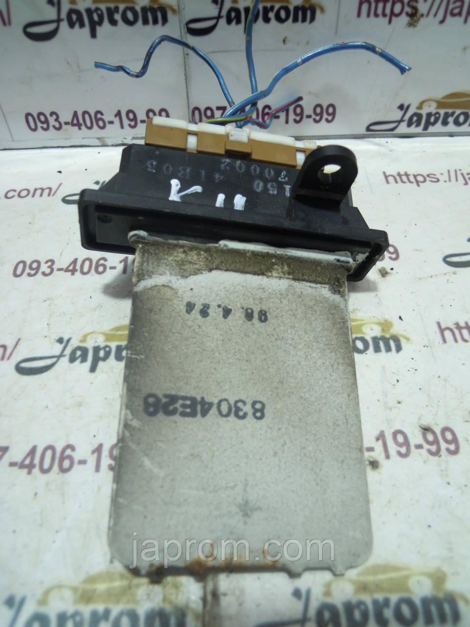 Резистор печки отопителя Nissan Micra K11 1992-2002г.в.
