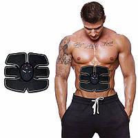 Тренажер бабочка для пресса 6 Pack EMS массажер миостимулятор для мышц