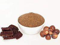 Ритха в порошке, мыльный орех - шампунь. 100 или 40 грам. Khadi Reetha Powder