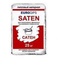 """EUROGIPS """"Сатенгипс"""", 25 кг"""