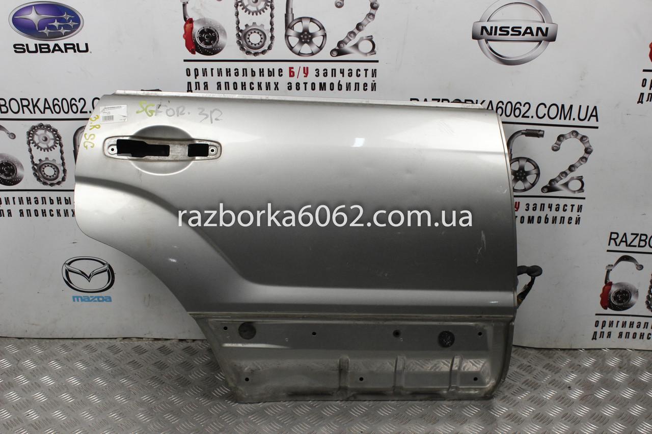 Дверь задняя правая голая Subaru Forester (SG) 02-08 (Субару Форестер СГ)  60409SA0029P