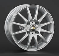 Литые диски Replay Chevrolet (GN17) R15 W6 PCD4x114.3 ET44 DIA56.6 (silver)