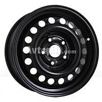 Стальные диски Кременчуг К236 (Mazda) R15 W6 PCD5x114.3 ET52.5 DIA67.1 (черный)