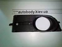 Решетка противотуманной фары(правая) на Chevrolet Aveo,Шевроле Авео 06- Т250