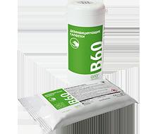 Дезинфицирующие салфетки для поверхностей B60 Orochemie, в упаковке