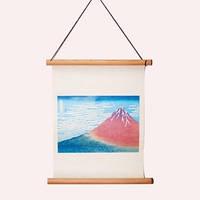 Японский свиток «Акафуджи»