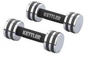 Гантели для финтнеса Kettler 2 шт по 3 кг
