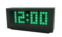 Часы электронные 2191-4 салатовые
