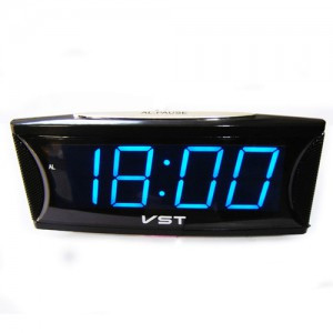 Сетевые часы VST 719-5