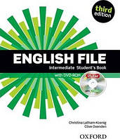 English File Third Intermediate Student's Book with iTutor DVD-ROM