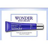 Крем для кожи вокруг глаз BIOAQUA Wonder Eye Cream с экстрактом черники и коэнзимом Q10, 20 мл, фото 4