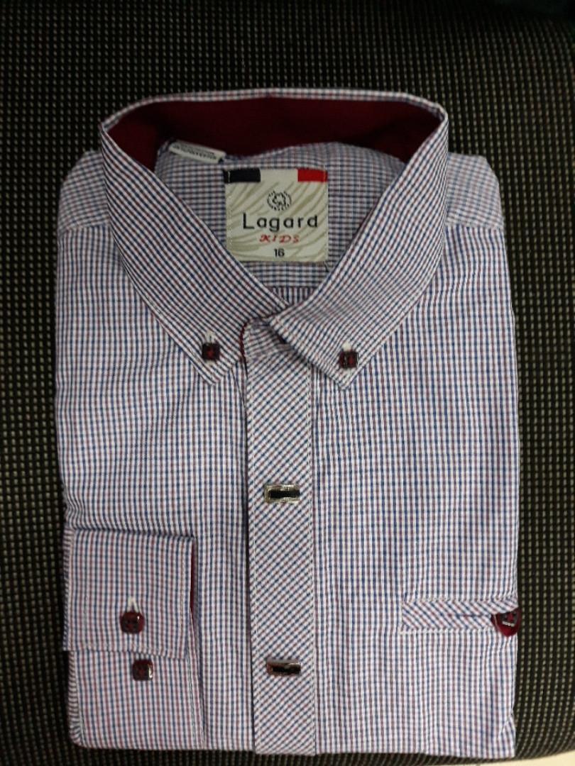 Рубашка детская Logard B-SKY 2096