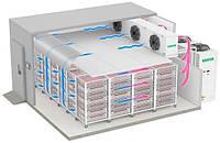 Холодильные установки для заморозки продуктов 1000 кг/сутки.
