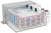 Холодильные установки для заморозки продуктов 1500 кг/сутки.
