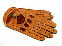 Перчатки автомобильные кожаные мужские Alpa Gloves 790-18