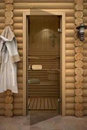 Двери, окна для бани и сауны