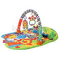 Развивающий коврик для детей Playgro Сафари
