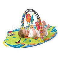 Развивающий коврик для детей Playgro Дино