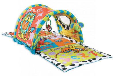 Развивающий коврик Playgro Туннель