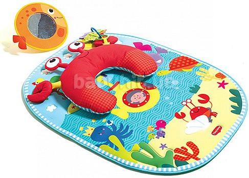 Развивающий коврик с подушкой Tiny love Подводный мир