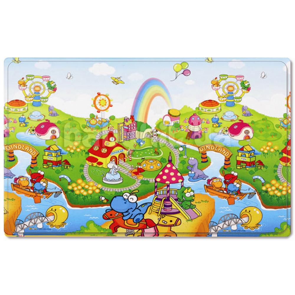 Игровой коврик Dwinguler Dino Land