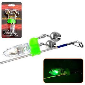 Светляк с колокольчиком - прищепкой на батарейках