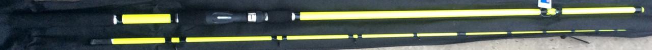 Спиннинг Premier 2,4 метра, тест 200 гр