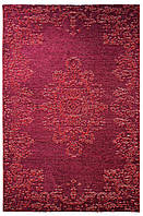 Ковер My Home Moretti Side двусторонний красный бордовый , фото 1