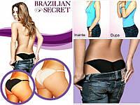 Корректирующие женские трусики Brazilian Secret, Качество