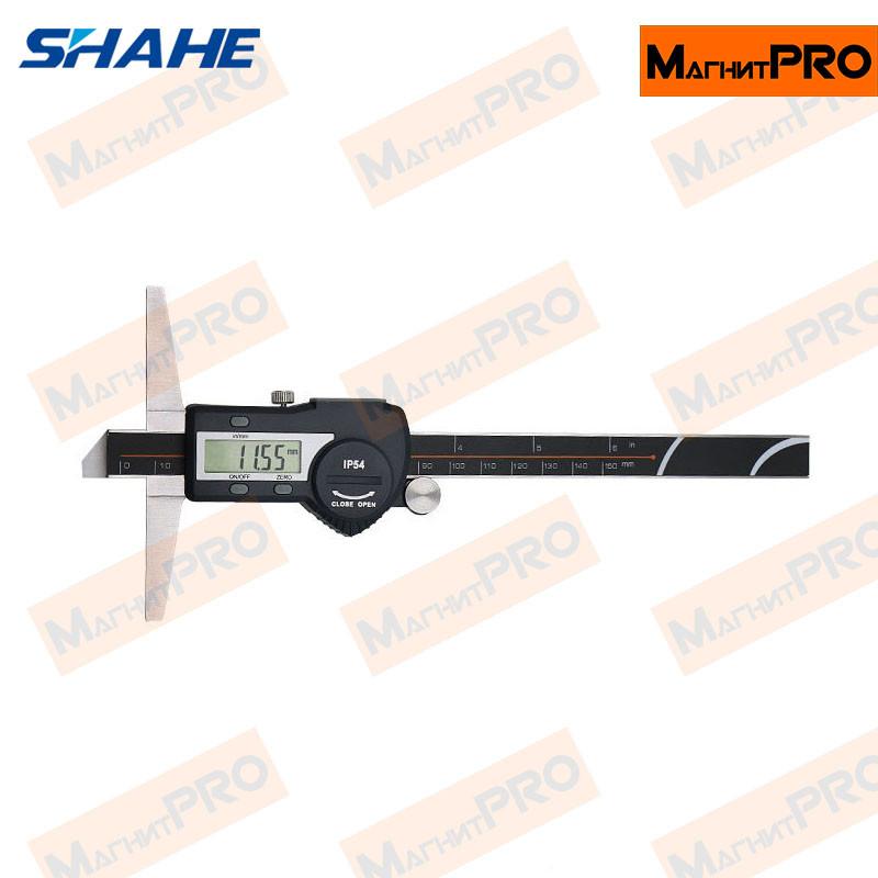 Штангенглубиномер Shahe 5113-150 (150мм)