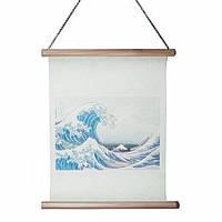Японский свиток «Намиура»
