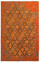 Ковер My Home Moretti Side двусторонний оранжевый, фото 1