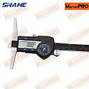 Штангенглубиномер Shahe 5113-200 (200мм), фото 3