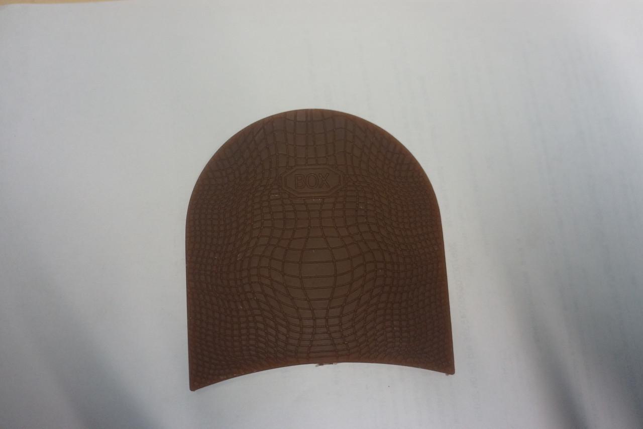 Набойка для обуви BOX светлокоричневая