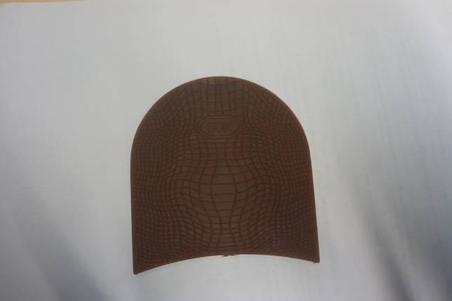 Набойка для обуви BOX светлокоричневая, фото 2