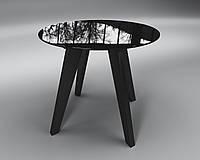 Леонардо Круг черный, фото 1