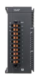 Модуль расширения ПЛК серий AS200/AS300,  8 дискретных входов / 8 дискретных транзисторных выходов (PNP))