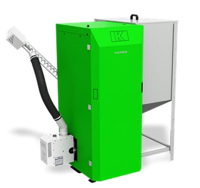 Твердопаливні котли Kostrzewa Twin Bio 24 кВт (Польща)