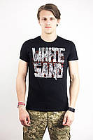Футболка White Sand Wooden Black XS