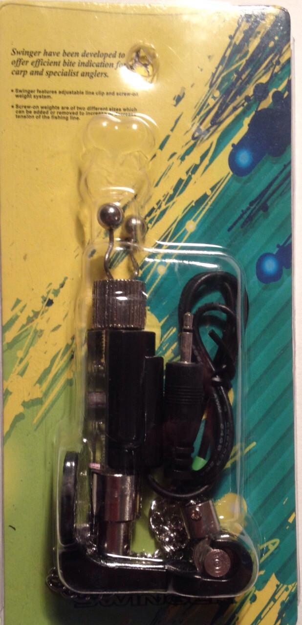 Свингер на цепочке с подключением на блистере