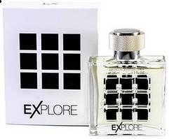 Мужской парфюм Explore Black Pour Homme edp от Fragrance World (100 мл )