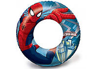 Круг надувной для плаванья «Spider-Man» ТМ Bestway арт. BW 98003