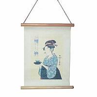 Японский свиток «Охиса»