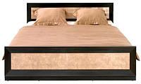 Ліжко двоспальне Ларго / Largo BRW / Кровать двуспальная Ларго