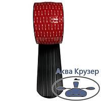 Защита киля АрморКиль 125 см для гидроцикла (водного скутера), пластиковой лодки, RIB или катера, цвет черный, фото 1