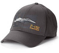 Оригинальная кепка Boeing F-15E Strike Eagle Graphic Profile Hat 115015010457 (Grey)