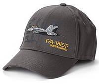 Оригинальная кепка Boeing F/A-18E/F Super Hornet Graphic Profile Hat 115015010456 (Grey)